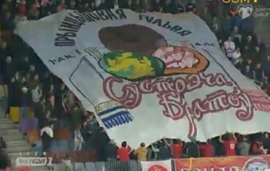 Все задержанные в Беларуси украинские футбольные болельщики освобождены