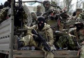 Террористы пытались насильно вывезти из Донецка в Россию около 150 детей-сирот