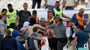В течение суток будет информация по санкциям после матча России с Англией, - УЕФА