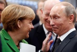 Меркель призвала Запад продолжить переговоры с Путиным, несмотря на его позицию в украинском кризисе