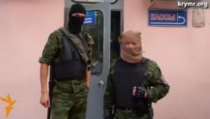 В аннексированном Крыму силой хотят национализировать «Крымавтотранс»: на австостанциях сидит спецназ