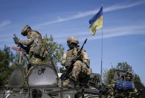 За ночь боевики атаковали 3 блокпоста в зоне АТО