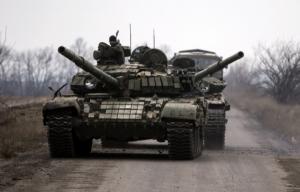 Боевики обстреляли позиции сил АТО на донецком и мариупольском направлениях