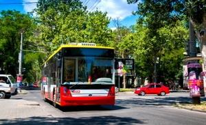 В Одессе хотят построить новую троллейбусную линию