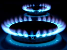 Украина потратила больше трети «зимних» запасов газа
