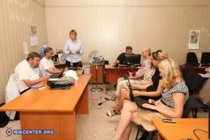 Репортеры The New York Times провели тренинг для николаевских журналистов