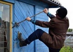 В Херсоне «накрыли» банду домушников