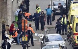 В Брюсселе во время терактов погибли 26 человек, еще 146 - ранены