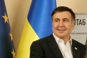 Саакашвили хочет, чтобы «Евровидение» прошло в Одессе