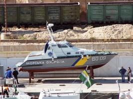 Херсонскую область от диверсантов защищают морские пограничники