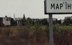 Ремонтная бригада газовщиков попала под обстрел в районе Марьинки