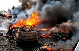В Сирии произошел тройной теракт, есть жертвы