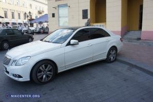 В Одессе за геогргиевскую ленточку могут и машину заплевать