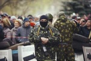 Диверсанты Донбасса дали украинской власти сутки, чтобы убрать войска. Иначе - война