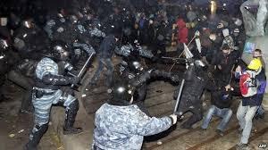 Власть готовится разогнать Евромайдан в Киеве - оппозиция
