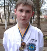 Спортсмен из Херсонщины стал призером престижного турнира по тхеквондо