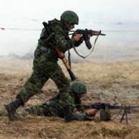 В Одесской области прошли военные учения для новобранцев со спецроты «Болград»