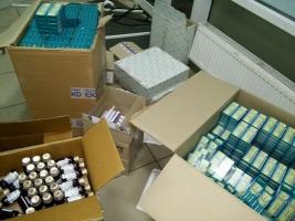 Одесский «Автомайдан» устроил рейд по аптекам