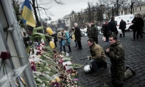 Порошенко подписал указ о создании мемориала украинских героев
