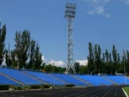 Освещение николаевского стадиона затянет на 2,5 млн. грн., денег пока нет, но их  будут искать