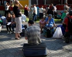На Херсонщине уже зарегистрировались 1,5 тыс. беженцев