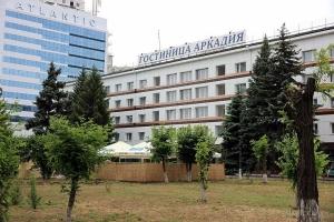 В Одессе зеленую зону
