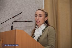 Главой Николаевского областного совета избрали Викторию Москаленко