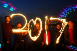 Как в мире встретили Новый год (фоторепортаж)