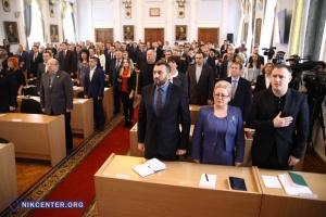 Николаевские депутаты утвердили состав 6 постоянных комиссий горсовета (ОБНОВЛЕНО)