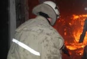 На Николаевщине за сутки под огненный гнев попали четыре хозяйственные постройки