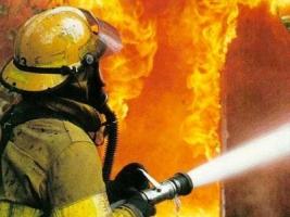 В Одессе горел рынок