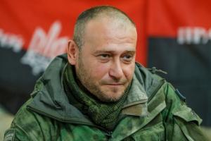 Ярош требует принятия закона о добровольческих батальонах