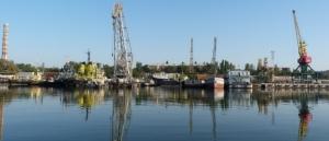 В Николаеве капитан иностранного судна возмущен действиями экологической инспекции