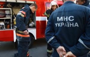 В Одесской области горел гаражный кооператив: есть погибший