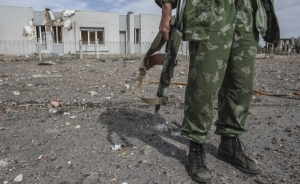 Сепаратисты обстреляли блокпост на Луганщине