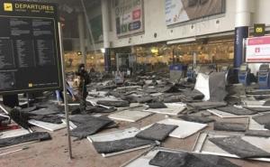 В аэропорту Брюсселя прогремел мощный взрыв: 11 человек погибло