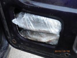 На границе с Крымом задержали рыбного контрабандиста