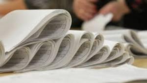 В Николаеве на 127 округе зафиксировано нарушение члена комиссии