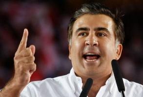 Саакашвили просит Порошенко не допустить