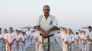 Херсонский тренер провел международную школу по каратэ