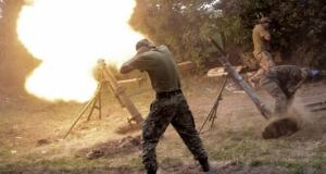 Террористы на протяжении всего дня 35 раз обстреляли силы ВСУ