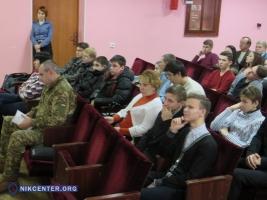 Николаевских школьников приглашают учиться на военных разведчиков