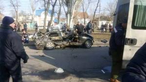 В Николаеве полицейский стал виновником смертельного ДТП
