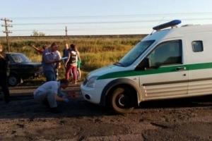 СБУ назвала участников банды, напавшей на машину инкассаторов в Запорожской области