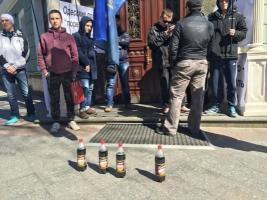 «Автомайдан» пикетировал одесскую областную прокуратуру