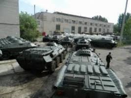 Николаевский бронетанковый завод вернет государству 3 млн. грн. за некачественный ремонт военной техники