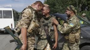 Украине удалось забрать у «ДНР» 20 заключенных