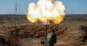 Ситуация в зоне АТО: 37 обстрелов на Донецком направлении, 10 - на Мариупольском, 5 - на Луганском