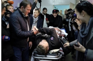 Мосийчука отпустили на свободу