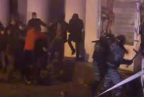 В Киеве застрелен один из  протестующих
